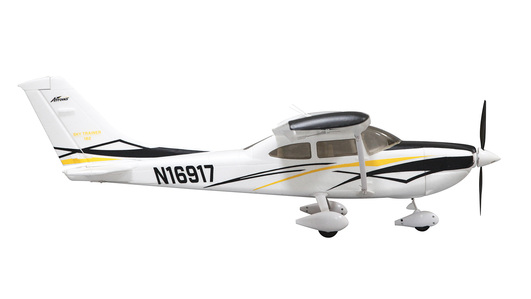 Arrows Cessna 182 Sky Trainer 1100mm Elektromotor Hochdecker PUP powered by MODSTER Combo inkl. Akku